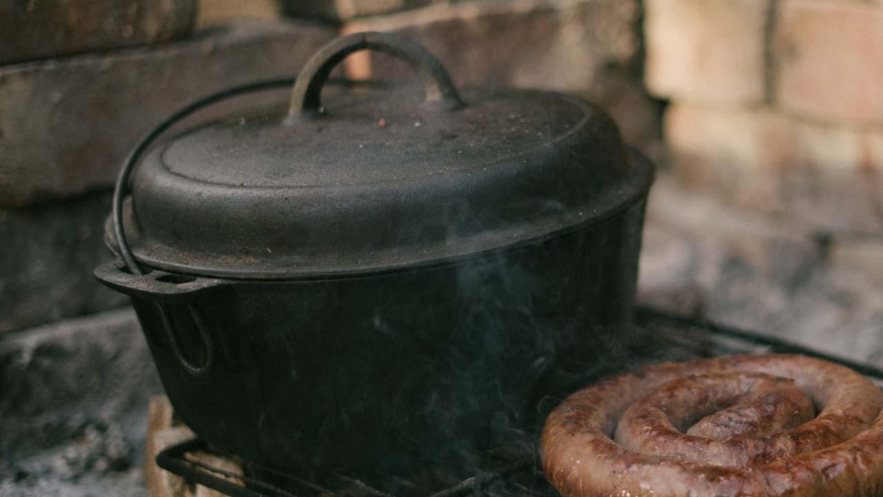 クッキングダッチオーブン