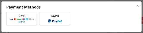AliExpress 支払い方法